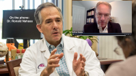 Dr. Ronald Nahass, the president of ID Care, speaks by phone with NJBIZ Editor Jeff Kanige on July 6, 2021.