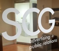 SCG advertising and public relations