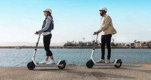 Bird is one of two bike and e-scooter companies to launch a share micromobility program in Newark.