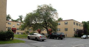 East Park Apartments at 1045-1047 E. Park Ave. in Vineland.
