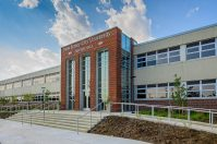 NJCU opened Squire Hall at Fort Monmouth on Aug. 25, 2021