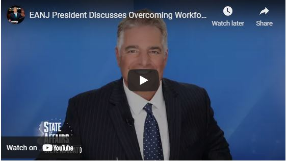 EANJ President Discusses Overcoming Workforce Shortages with Steve Adubato