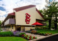 Red Roof Inn, 855-857 Route 46, Parsippany.