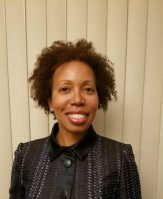Nicole Bouknight Johnson, vice president for advancement and communications, Hudson County Community College.
