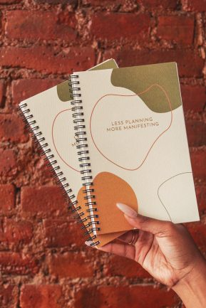 Aya Paper Co., a line of sustainable stationary started by SaVonne Anderson in 2019, will be available at Whole Foods and Nordstrom locations nationwide come October.- AYA PAPER CO.