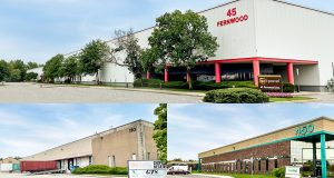 An industrial portfolio consisting of 45 Fernwood Ave., 110 Newfield Ave. and 450 Raritan Center Parkway totaling more than 430,000 square feet in the Raritan Center Business Park in Edison.