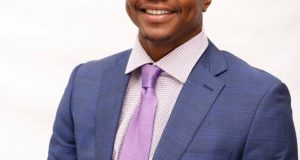 Andrew Coombs, a 40 under 40 honoree for Black CPA Centennial's 40 Under 40