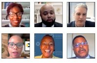 The NJBIZ Diversity in the Workplace virtual panel discussion on Aug. 31, 2021.