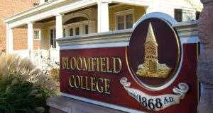 Bloomfield College campus.